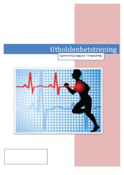 Utholdenhetstrening | Kroppsøvning