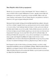 Rene Magritte vekker frykt og engasjement | Norsk