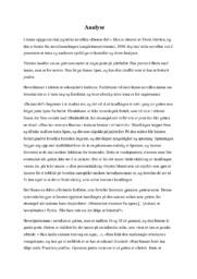 Dansar du | Analyse | Frode Grytten