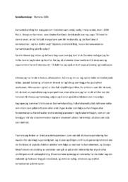 Konsekvenser av barnemishandling | Sosialkunnskap