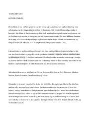 Oppvekstmiljø | Mobbing