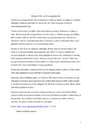 Hjelp til liv med moglegheiter | Norsk