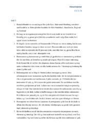 Aztekerkulturen og Spanias erobring av Aztekerrike | Langsvar