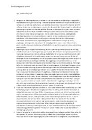 Samfunnsfagprøve: politikk