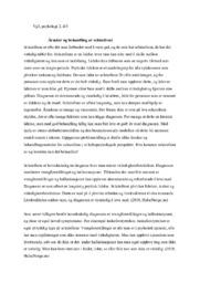 Årsaker og behandling av schizofreni | Psykologi
