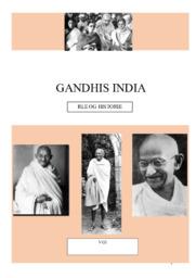 Gandhis india | Religion og historie