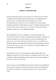 Analyse av «Jeg elsker deg» | Norsk