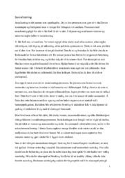 Sosialisering | Samfundsfag