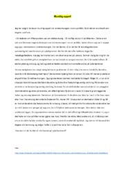 Muntlig appell | Eldreomsorgen i norsk politikk