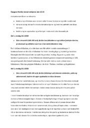 Oppgave Norske dansetradisjoner uke 12-14
