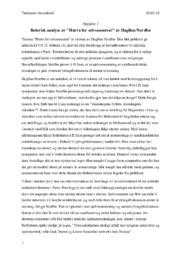 "Analyse ""Hurra for selvsensuren!"" | Dagfinn Nordbø"