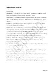 De seks rikene | Biologi oppgaver 31/08 – 20