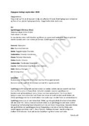 Spekkhogger (Orcinus Orca) | Biologi Oppgave