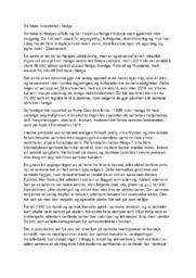 Samiske minoriteter i Norge | Norsk språk i endring