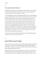Minoriteter Oppgave | Engelsk Eksamen