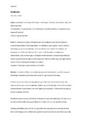 Hudkrem Rapport | Naturfag