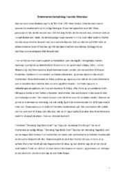 Drømmenes betydning i norrøn litteratur   Norsk