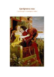 Kjærlighetens reise   Framstillingen av kjærlighet i bøker