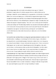 Et dukkehjem | Analyse innlevering | Norsk