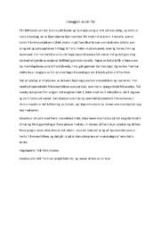 Faderen | Analyse | I skuggen av sin far