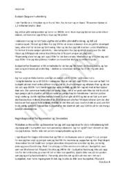 Budsjett Oppgave husholdning | Samfunnsfag