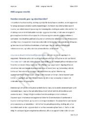 Equinor Reklame   Retorisk analyse