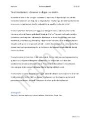 Tine Ekte Geitost: «Gammel tradisjon i ny drakt» | Analyse
