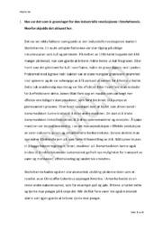 Historieprøve kap 10 + 11 | Oppgave
