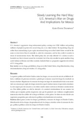 USA's War on Drugs And Implications for Mexico | Analyse