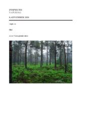 Suksesjon Oppgave | Naturfag