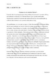 Fremmedfølelsen i den moderne verden | Analyse