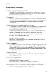 Fordøyelse | Helse- og sosialfag oppgave