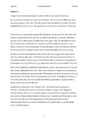 «Gugg» | Analyse | Lars Saabye Christensen