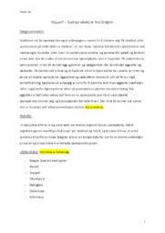 Sporeproduksjon hos bregner | Biologi Rapport