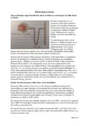 Ekskresjonssystemet | Biologi