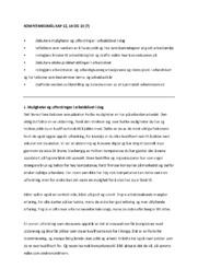 Kompetansemål kap 12, 14 og 15 (?)