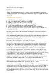 Appell: Sosiale mediar og kroppspress