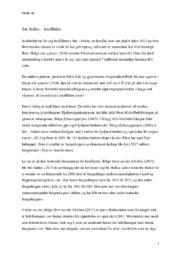 Sør Sudan konflikten | Samfunnsfag oppgave