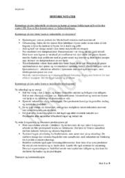 Opplysningstiden og Industrielle Revolusjonen | Historie Notater