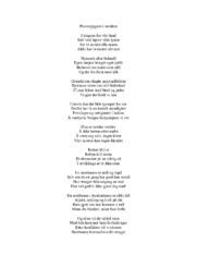 Poesioppgave om norske verdier   Dikt