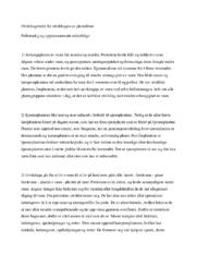 Utviklingstrekk for utviklingen av plantelivet | Biologi