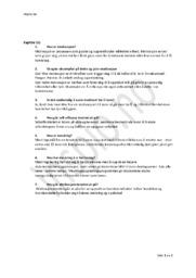 Motivasjon | Psykologi Kapittel 11 Notater