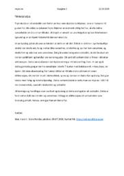 Trymskvida | Analyse