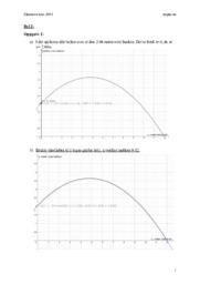 Matematikk Eksamen høst 2018 del 2