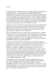 Barokken | Analyse
