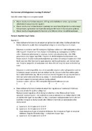 Kapittel 2 og 3 i boka. | Biologi oppgave