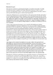 Mannsideal før og nå | Norsk Analyse