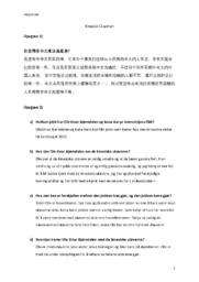 Kinesisk Eksamen