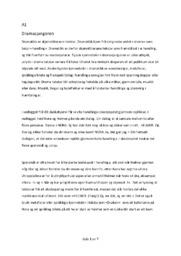 Dramasjangeren & «Et dukkehjem» vs. I dag | Norsk