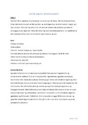 Gynekologiske akuttsituasjoner | Helse- og sosialfag